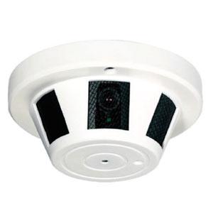 Caméra avec apparence de détecteur de fumée 4 in 1 CVBS, TVI, CVI et AHD 1080p