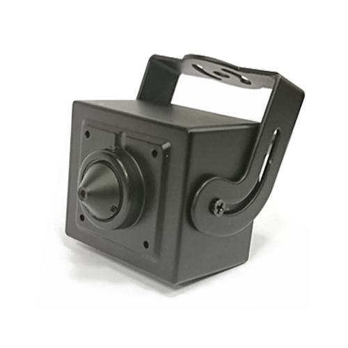 Caméra IP miniature pinhole 3.7mm résolution 3 MPX protocole ONVIF