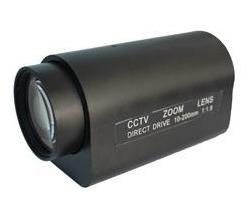 Objectifs zoom motorisés auto-iris