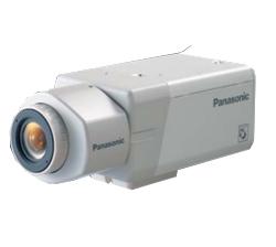 wv cp250 couleur jour nuit panasonic mat 233 riel de vid 233 o surveillance professionnelle