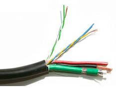 Câbles coaxiaux blindés et longues distances