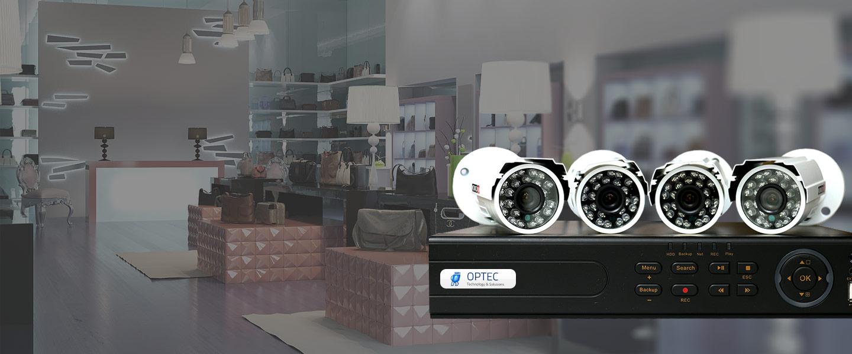 Pack Vidéo surveillance