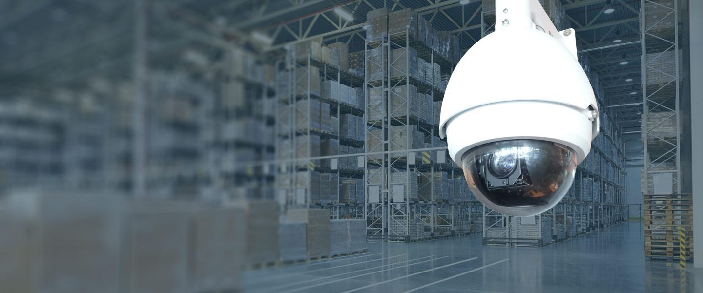 Dome vidéo surveillance