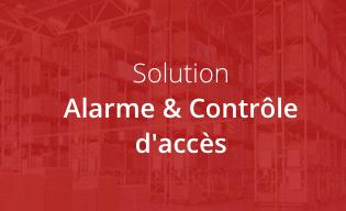 Solution Alarme