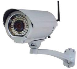 Caméras avec infrarouges