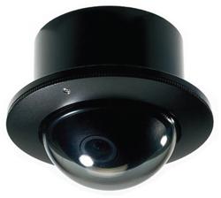 Caméras dômes sans infrarouges